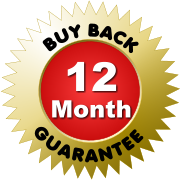 BUY BACK GUARANTEE 12 Month